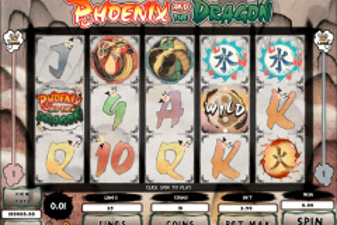 phoeni and the dragon microgaming tragamonedas gratis
