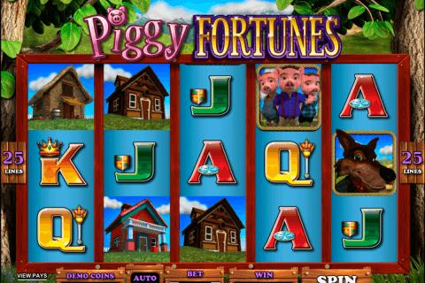 piggy fortunes microgaming tragamonedas gratis