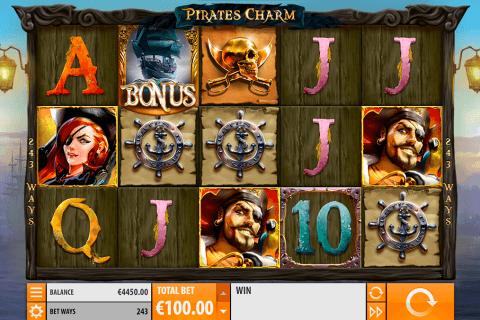pirates charm quickspin tragamonedas gratis