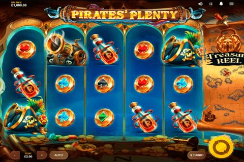 pirates plenty red tiger tragamonedas gratis