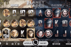 planet of the apes netent tragamonedas gratis