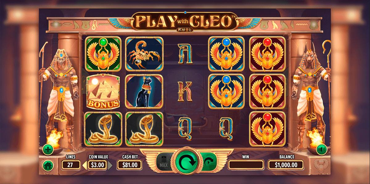 play with cleo dragongaming tragamonedas gratis