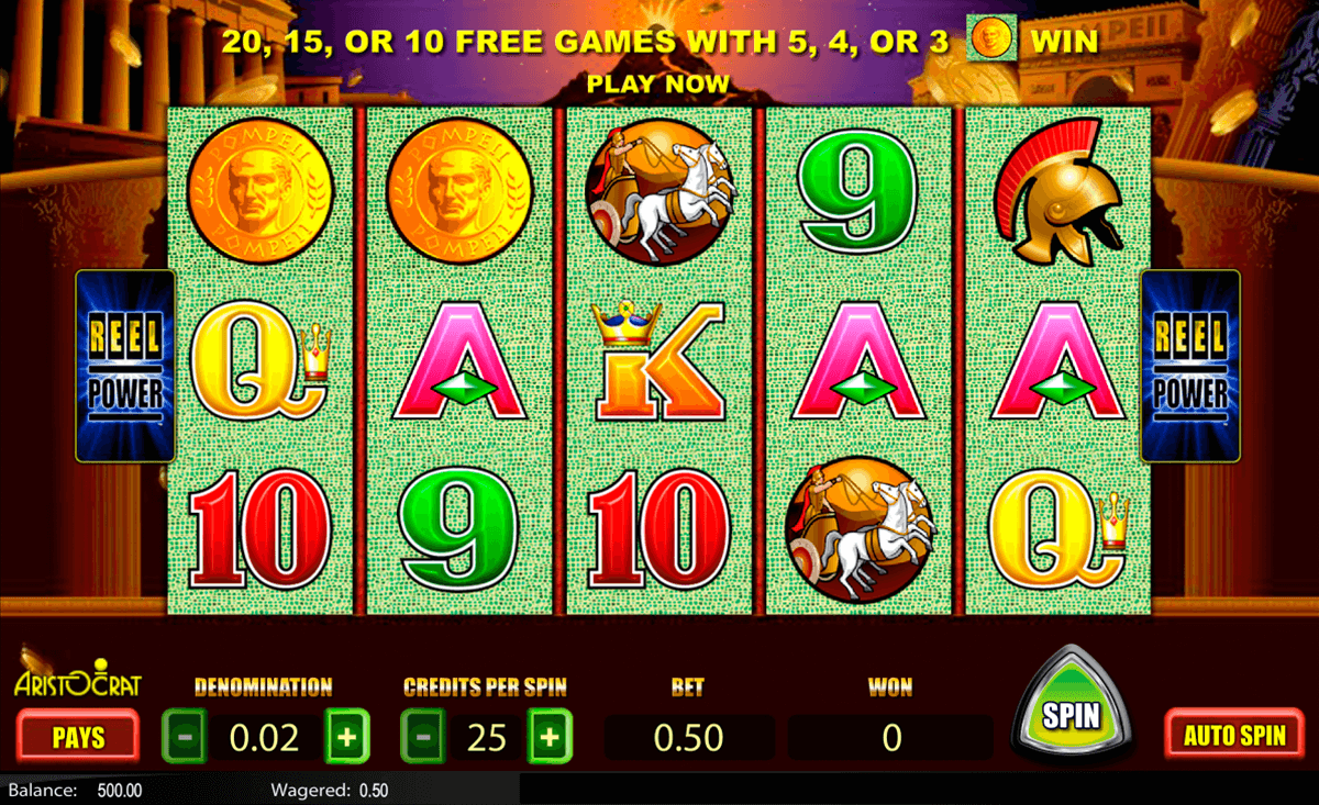More Free Casino Games