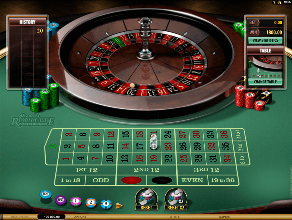 online roulette for free