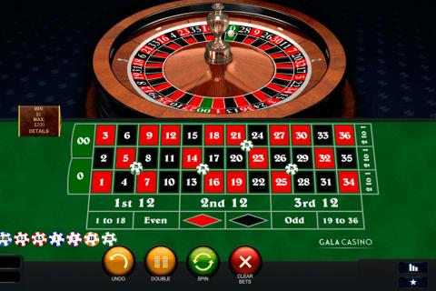 premium american roulette playtech