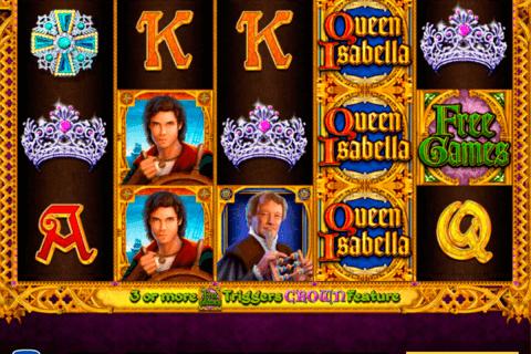 queen isabella high tragamonedas gratis