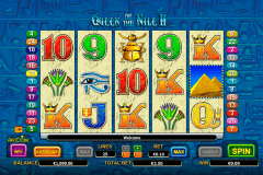 queen of the nile ii aristocrat tragamonedas gratis