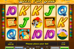 quest for gold novomatic tragamonedas gratis