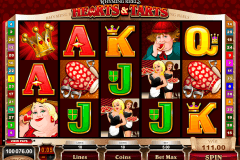 rhyming reels hearts and tarts microgaming tragamonedas gratis