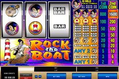 rock the boat microgaming tragamonedas gratis