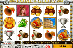 rome and glory playtech tragamonedas gratis