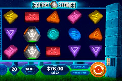 sacred stones playtech tragamonedas gratis