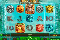 secret of the stones netent tragamonedas gratis