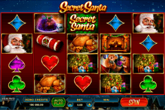 secret santa microgaming tragamonedas gratis