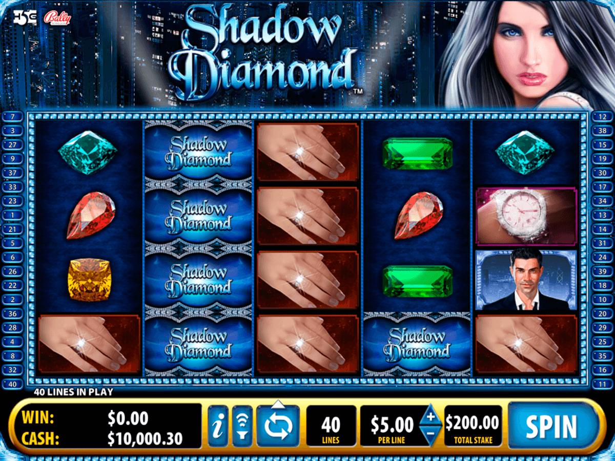 shadow diamond bally tragamonedas gratis