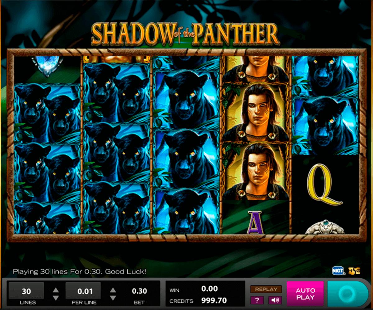shadow of the panther high5 tragamonedas gratis