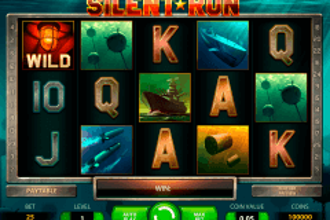 silent run netent tragamonedas gratis