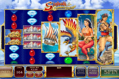 sinbads golden voyage playtech tragamonedas gratis