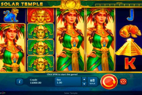 solar temple playson tragamonedas gratis