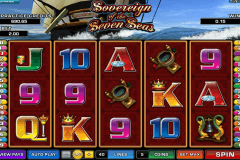 sovereign of the seven seas microgaming tragamonedas gratis