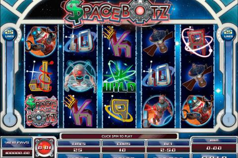 space botz microgaming tragamonedas gratis