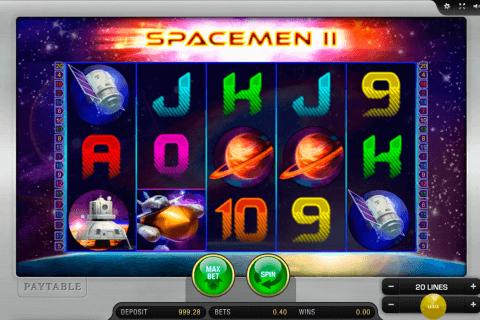 spacemen ii merkur tragamonedas gratis