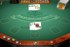 spanish blackjack gold series microgaming