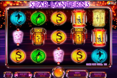 star lanterns igt tragamonedas gratis