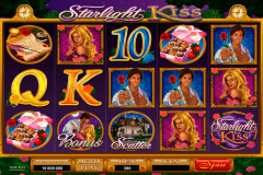 starlight kiss microgaming tragamonedas gratis