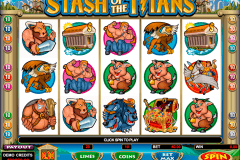 stash of the titans microgaming tragamonedas gratis