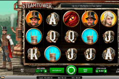 steam tower netent tragamonedas gratis