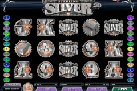 sterling silver d microgaming tragamonedas gratis