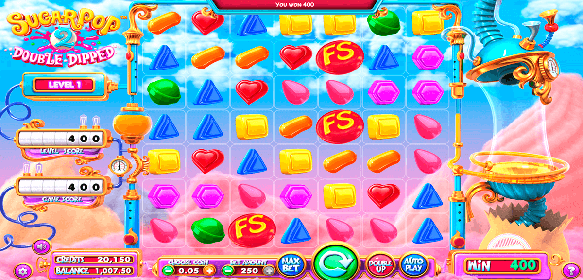 sugar pop 2 betsoft tragamonedas gratis