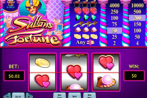 sultans fortune playtech tragamonedas gratis
