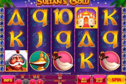sultans gold playtech tragamonedas gratis