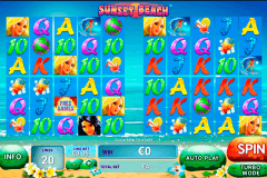 sunset beach playtech tragamonedas gratis