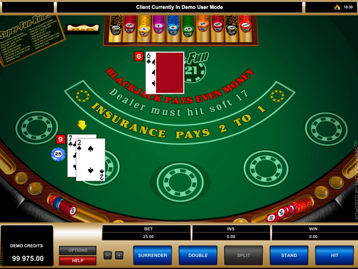 Blackjack Online Gratis Jugar