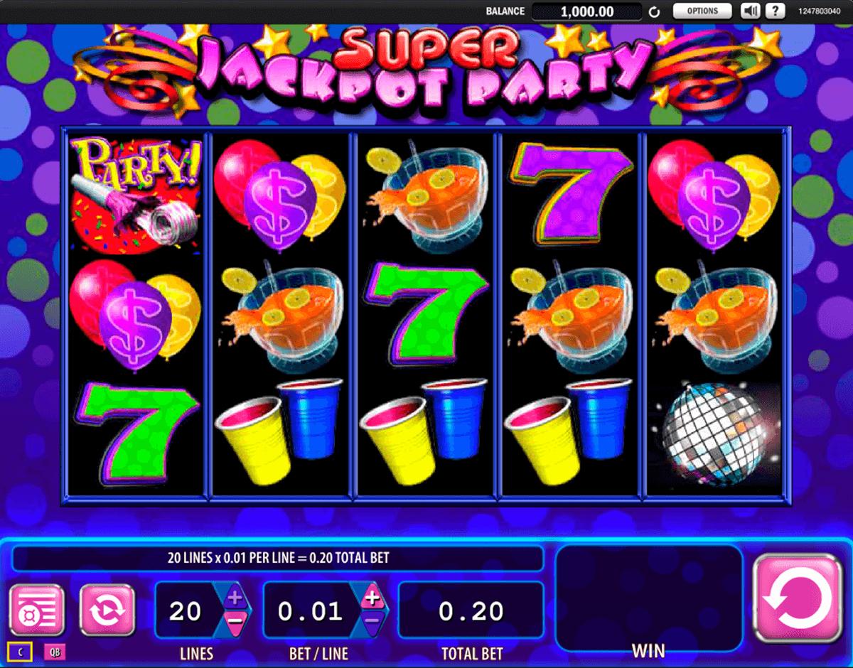 super jackpot party wms tragamonedas gratis