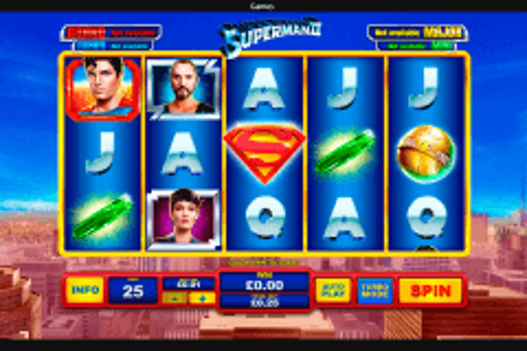 superman ii playtech tragamonedas gratis