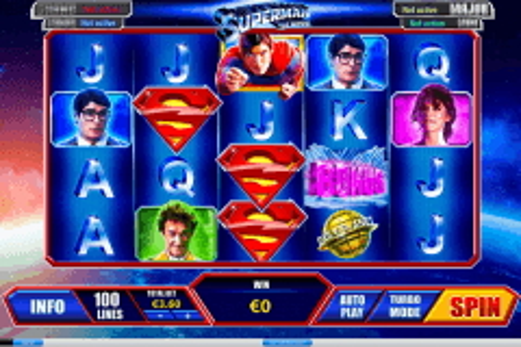 superman playtech tragamonedas gratis