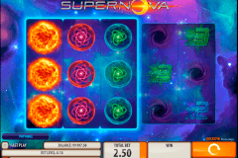 supernova quickspin tragamonedas gratis