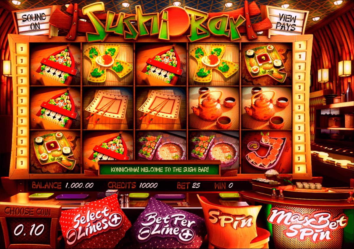 Spiele Sushi Nights - Video Slots Online