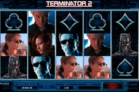 terminator  microgaming tragamonedas gratis