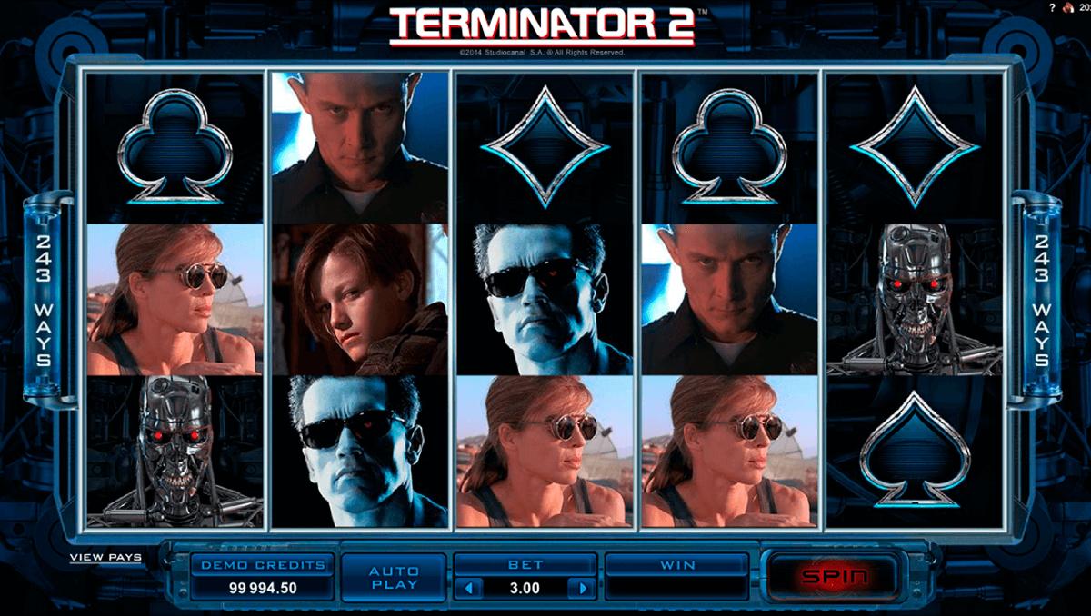 terminator 2 microgaming tragamonedas gratis