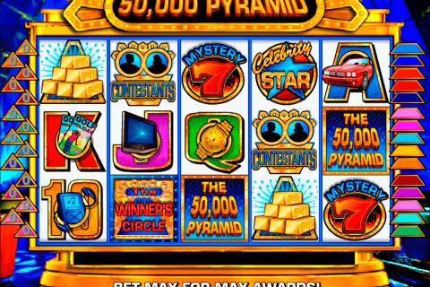 the  pyramid igt tragamonedas gratis
