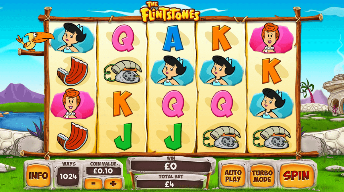the flintstones playtech tragamonedas gratis