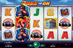 the heat is on microgaming tragamonedas gratis