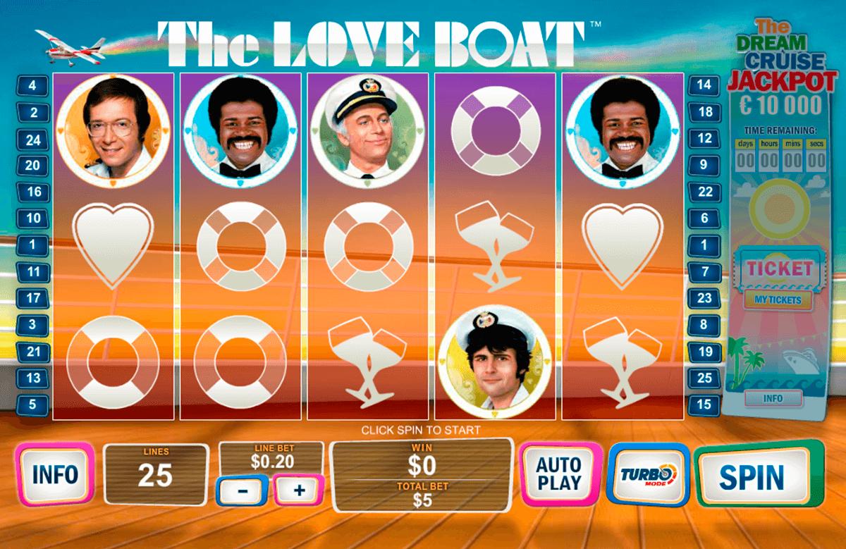 the love boat playtech tragamonedas gratis