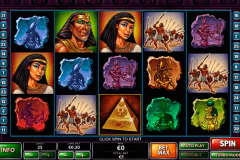 the pyramid of the ramesses playtech tragamonedas gratis