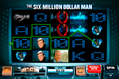 the si million dollar man playtech tragamonedas gratis